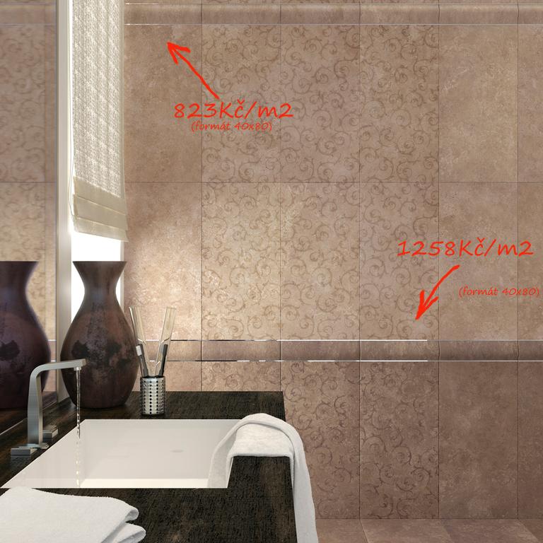 Nová koupelna fotografie Del Conca HDT Docet - HDT 1 & 9
