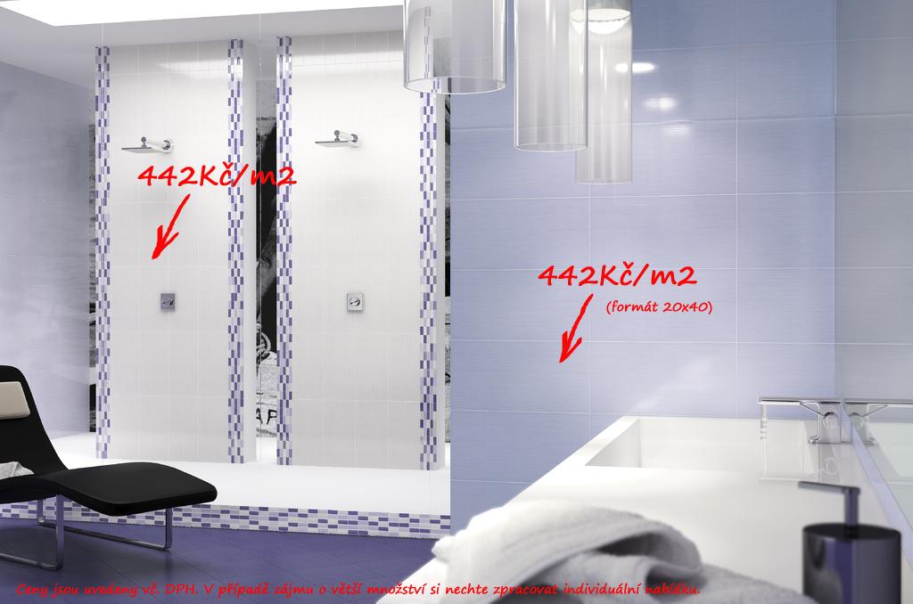 Rekonstrukce koupelny v panelovém domě Del Conca MR Movida R 5, 8 & 19