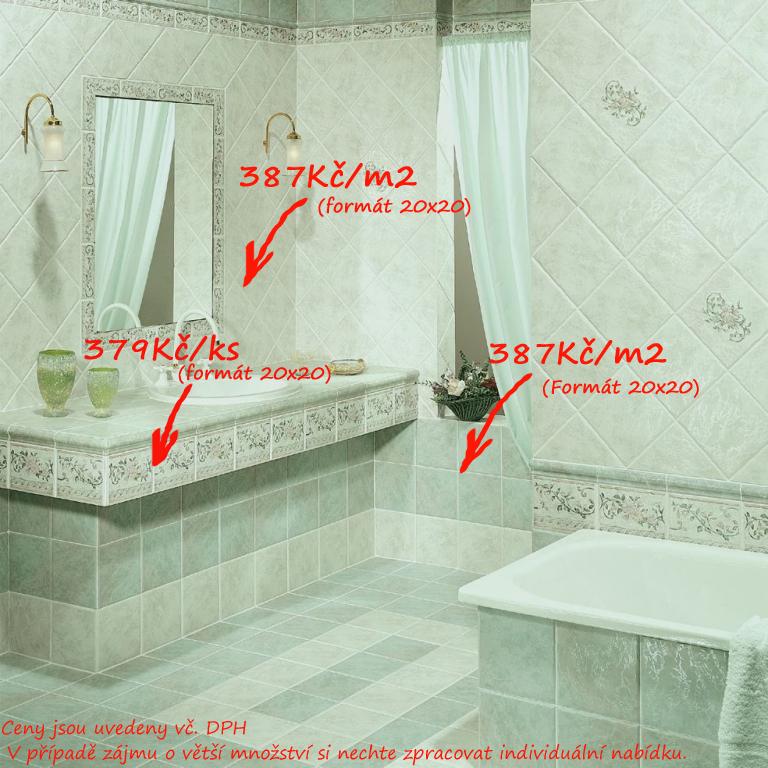 Del Conca BB Ambre di Soanne - tradiční koupelna romantického vzhledu