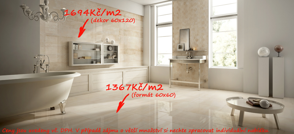 Koupelna fotogalerie Del Conca HDG Dogma - HDG 1