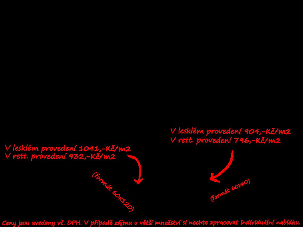 Lapovaná dlažba Sichenia Chambord Beige 60x60 a 60x120