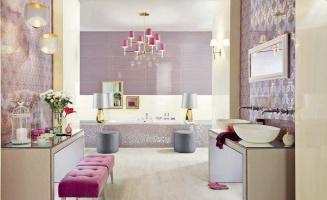 Moderní trendy v obkladech koupelen