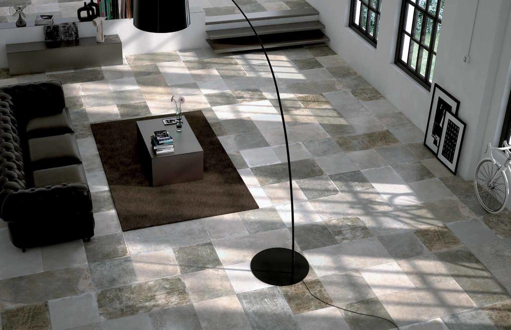 Century Pantheon Ares - kvalitní dlažba s proměnlivým designem