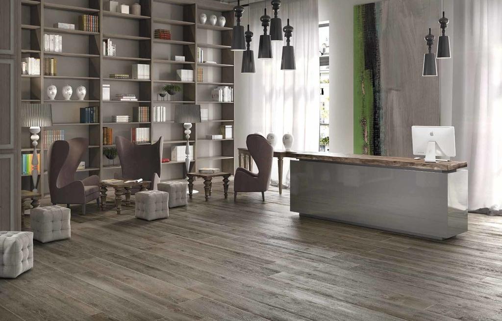 Century Sherwood Oak - imitace dřeva