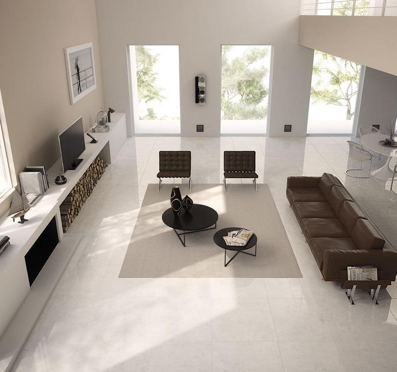 Kalibrovaná dlažba Century Studio Bianco