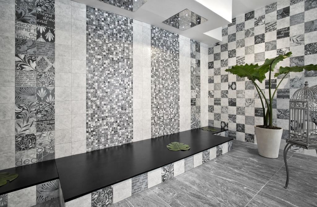Obklady a dlažba do koupeln Del Conca KN Kandinsky Alfa-beta