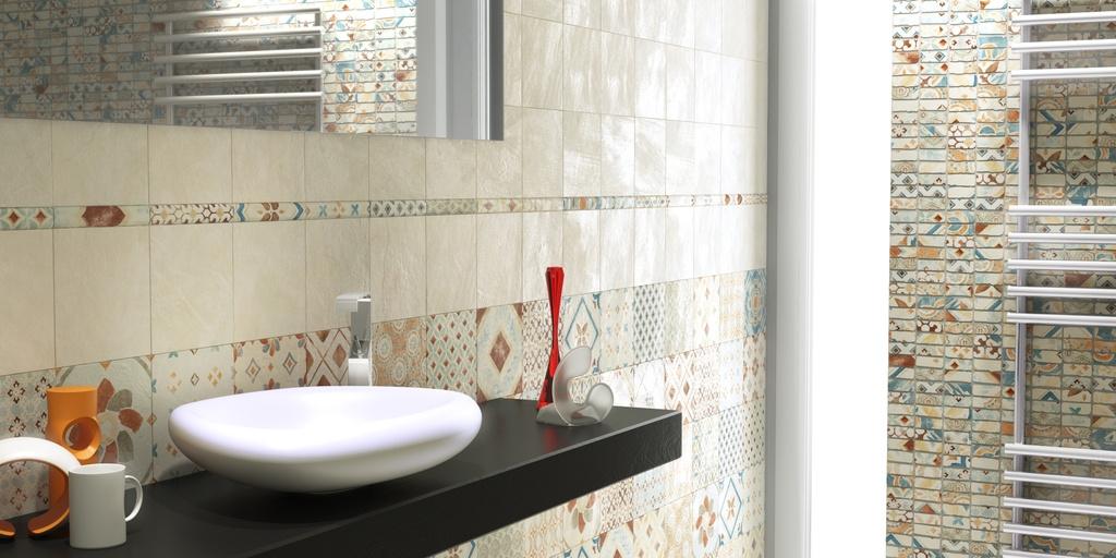 Mozaikové obklady do koupelny Del Conca Amarcord ST 18