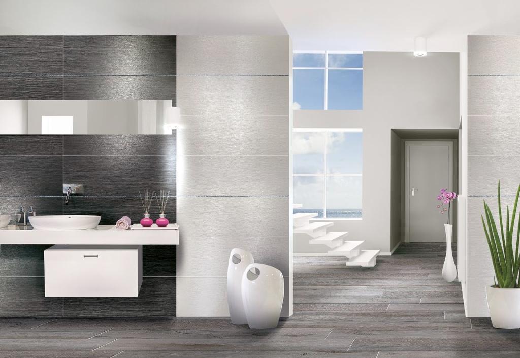 Extravagantní koupelna Brennero Absolute Plus Line Relief
