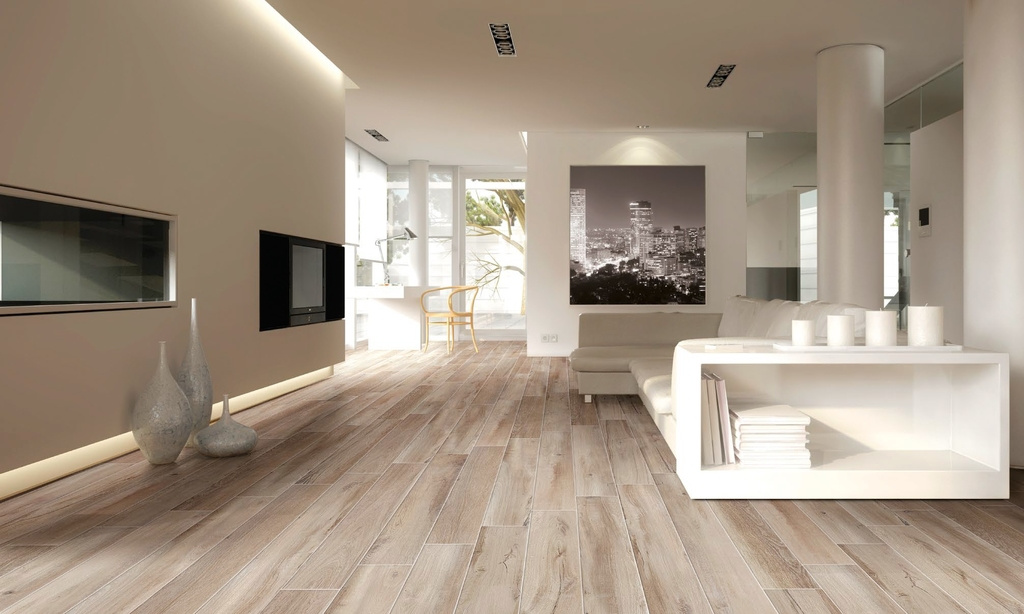 Dlažba s vzorem akátového dřeva Brennero Sherwood Dorè