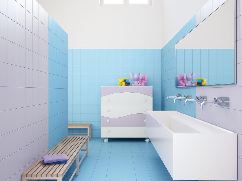 dlaždice 20x20pastelové barvy Marca Corona ColorMix Lilac & Azure