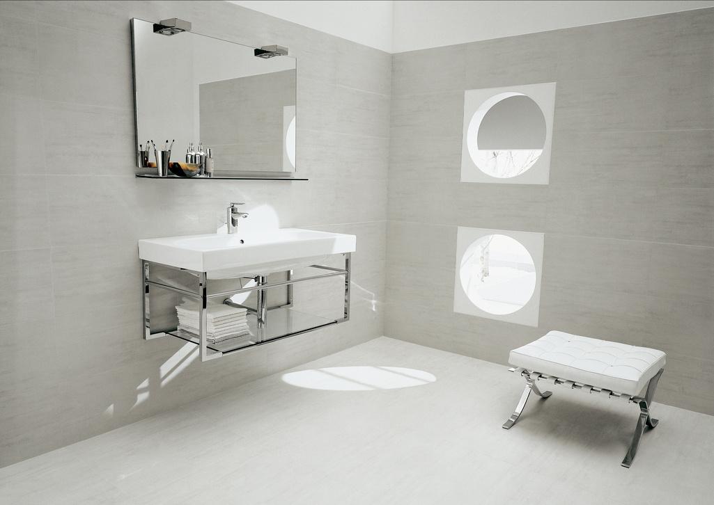 Bílá koupelna Refin Artech Bianco