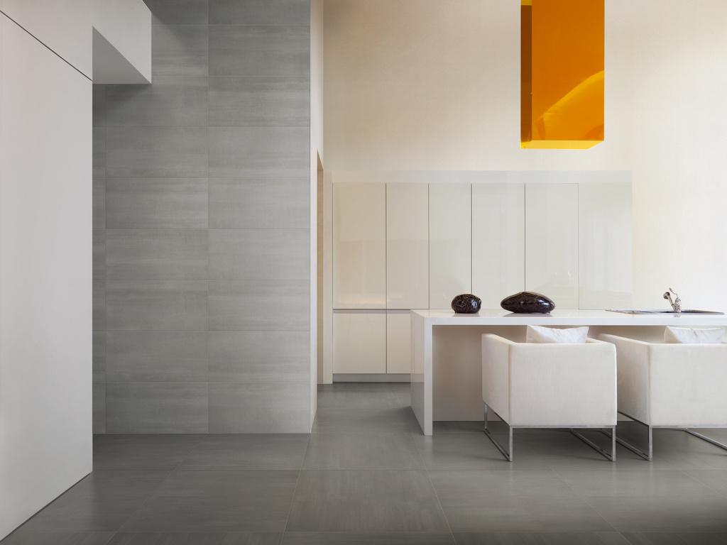 Moderní keramická dlažba Refin Cromie Polvere 06 & 02