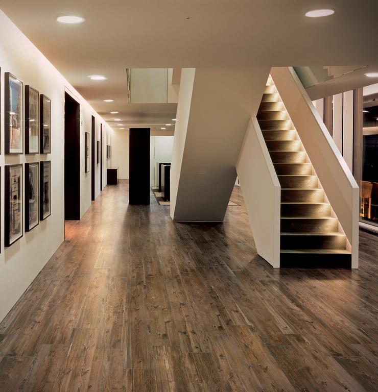 Dlažba do interiéru imitace dřeva Refin Larix Sun