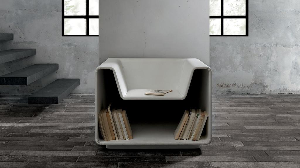 Černá cihlová dlažba Coem Ceramiche Bricklane Nero