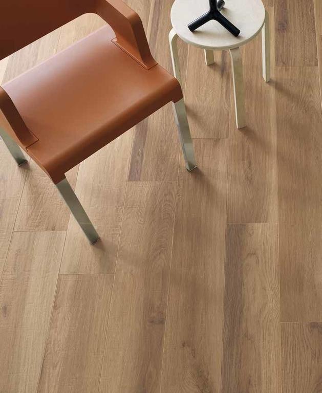 Keramická dlažba imitace dřeva Coem Ceramiche Habita Noce