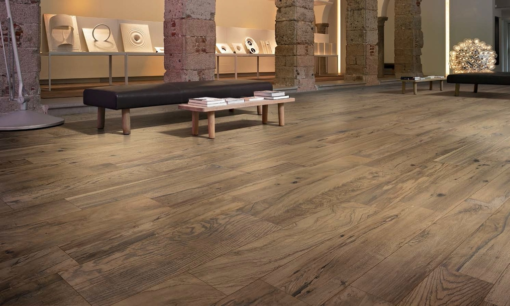 Ergon Woodtalk dlažba interiérová imitace dřeva