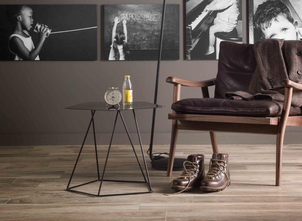 Dlažba Imitující dřevo Polis Vogue Mode