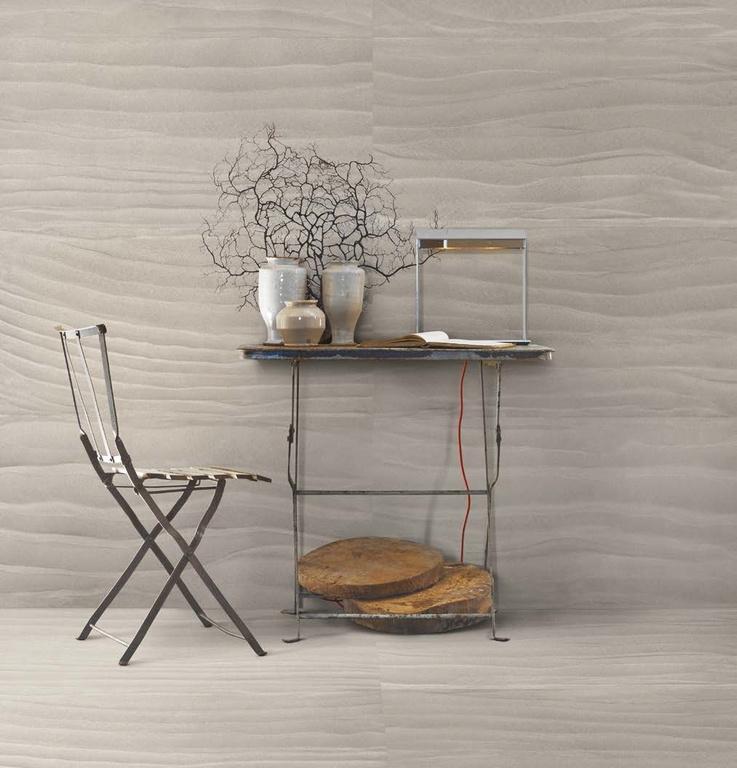 Dlaždice s motivem duny Provenza Zerodesign Gobi Grey