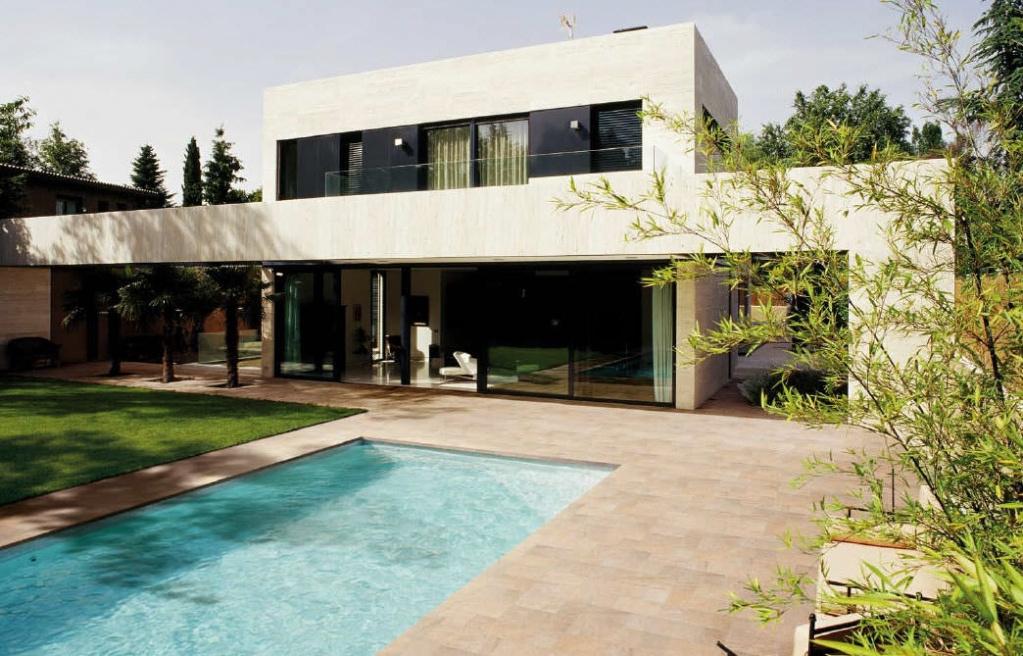 Přírodní béžová dlažba k bazénu Cedir Materia Ambra