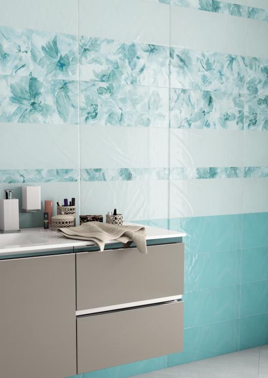 Modrá koupelna Del Conca BG Bellagio BG