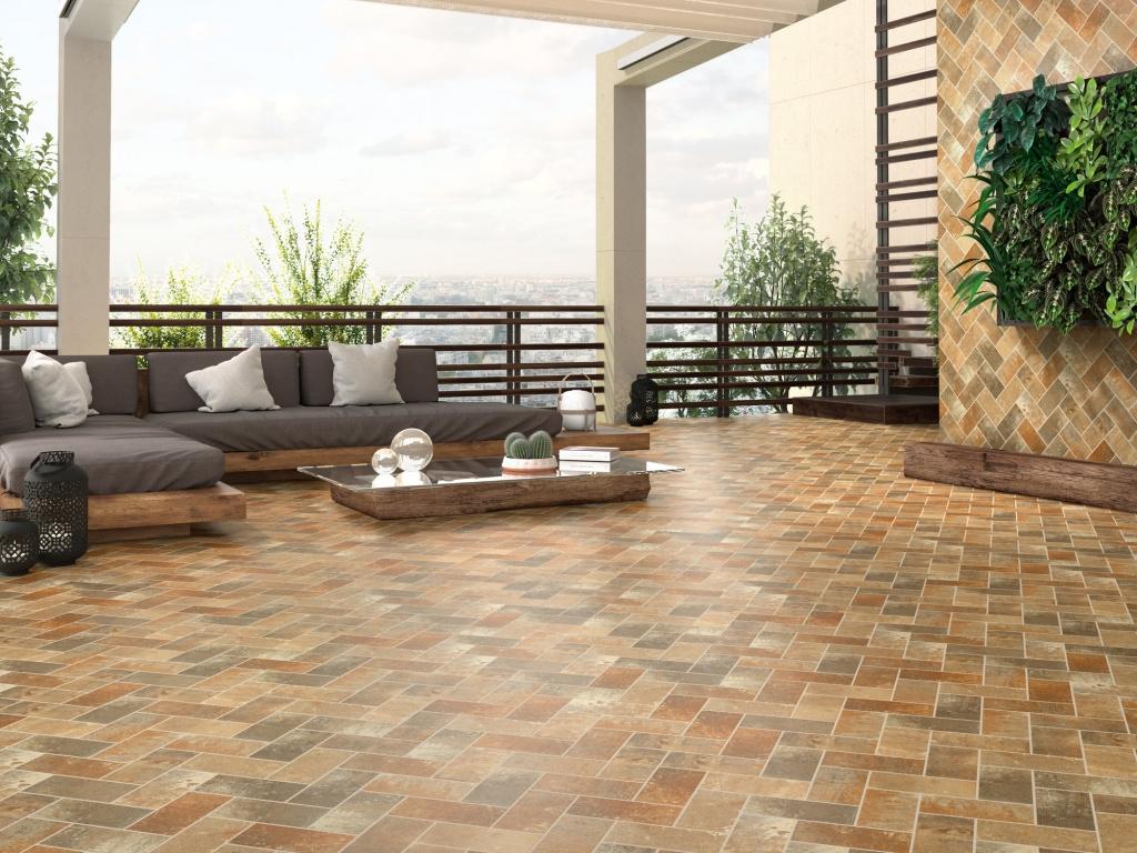 Venkovní dlažba na terasu či balkón od výrobce Ape Artisan