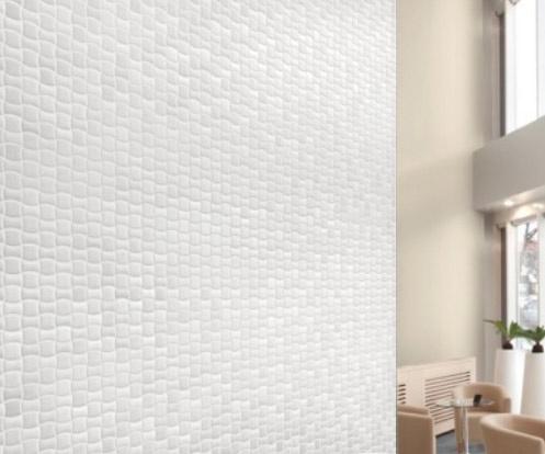 Nepravidelná bílá mozaika Azuvi Infinity White 20x30 doprodej