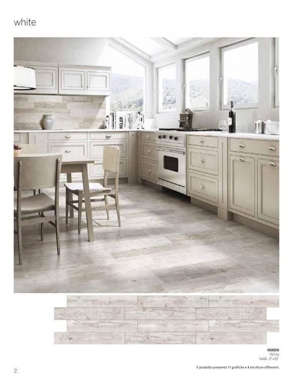 Světlá dlažba vhodná do kuchyně od výrobce Elios Sequoia