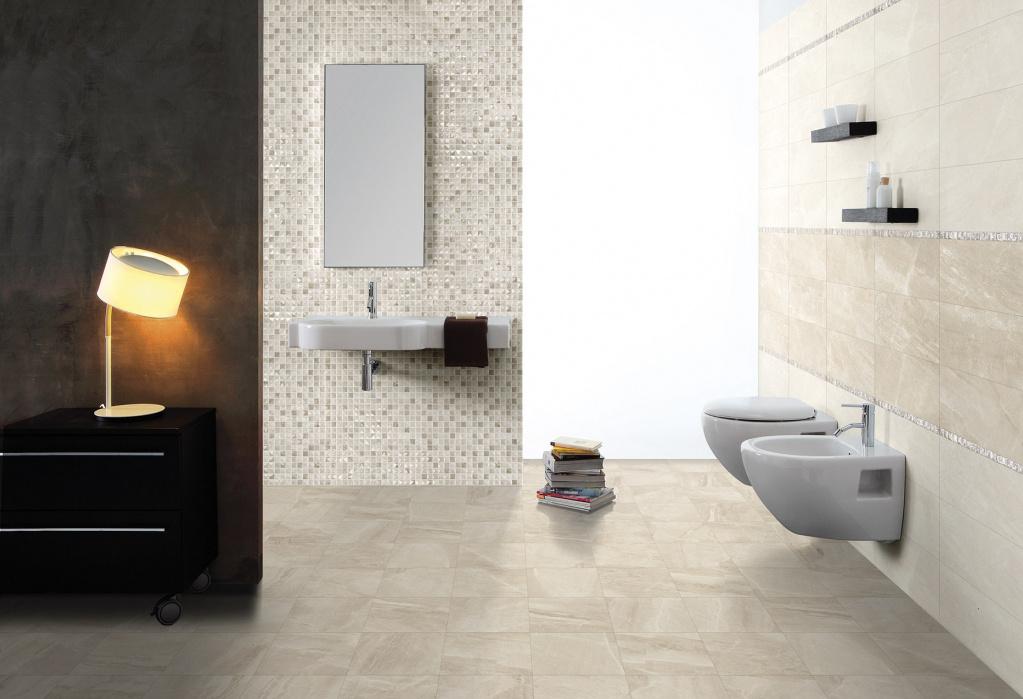 Mramorová béžová koupelna Mariner Main Stone