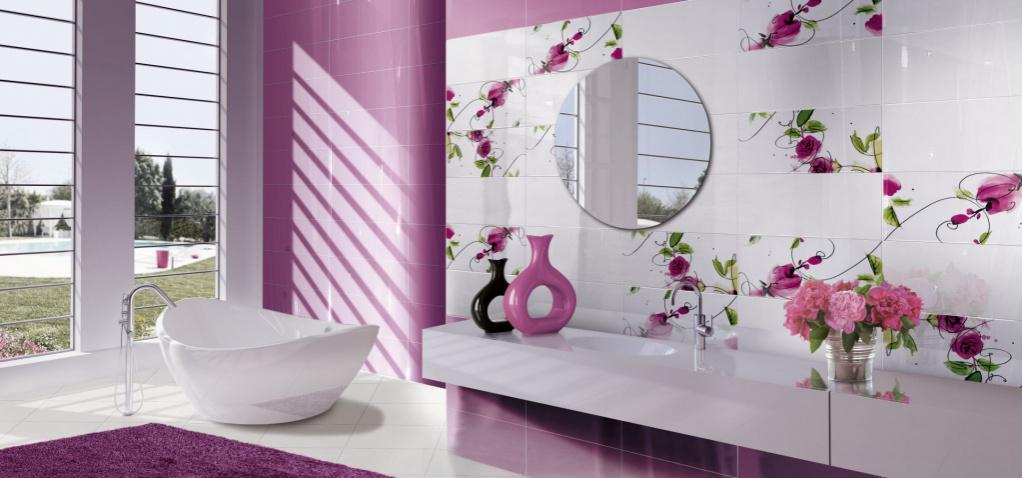 Květinová koupelna Brennero - Presuntuosa - Caprice