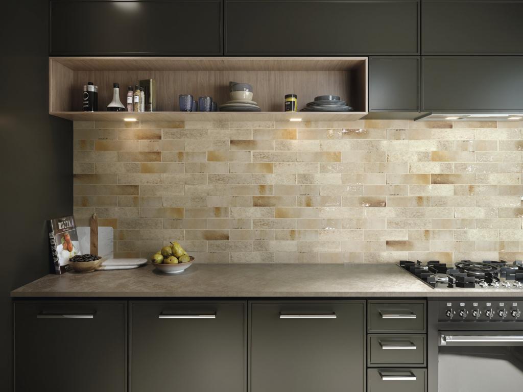 Obklady stěny za kuchyňskou linkou Ape Carmen Mars