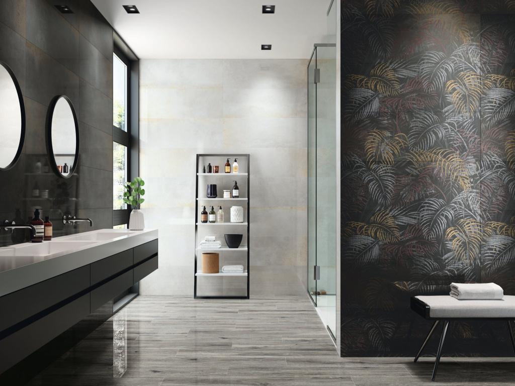 Kontrastní obklady do koupelny Ape Meteoris
