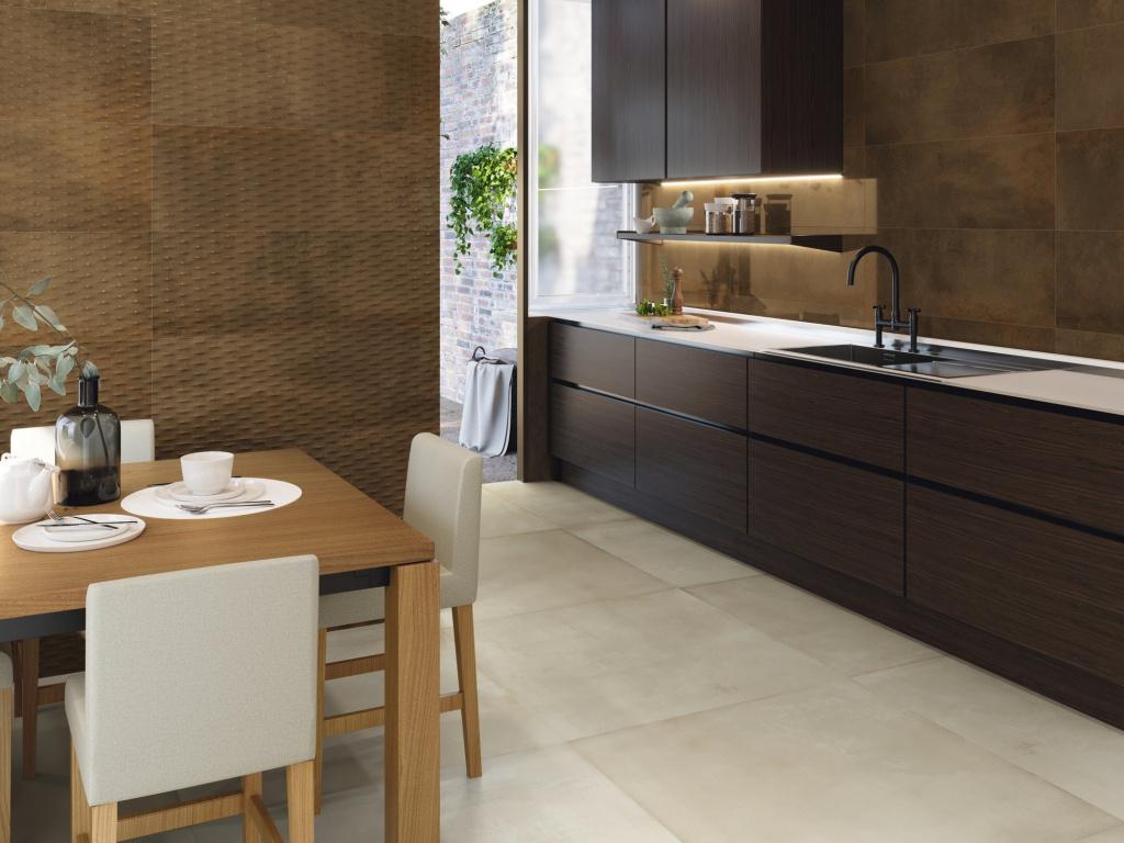 Kuchyňské obklady v industriálním stylu Ape Meteoris