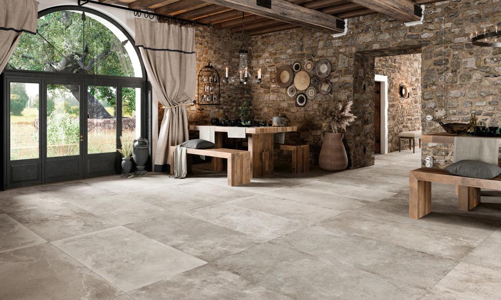 VELKOFORMÁTOVÁ DLAŽBA imitace kamene Century Old Stone