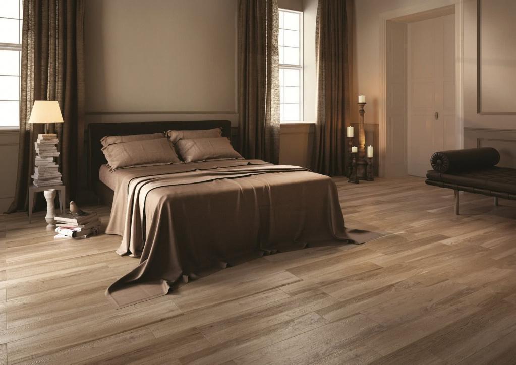 Autentický vzhled dřeva s dlažbou Castelvetro Aequa