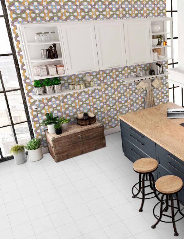 Barevné obklady Codicer Tahiri Link 25x25 nejen pro Vaši kuchyni