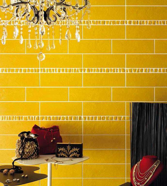 Žlutá koupelna Tonalite Soleil Limone