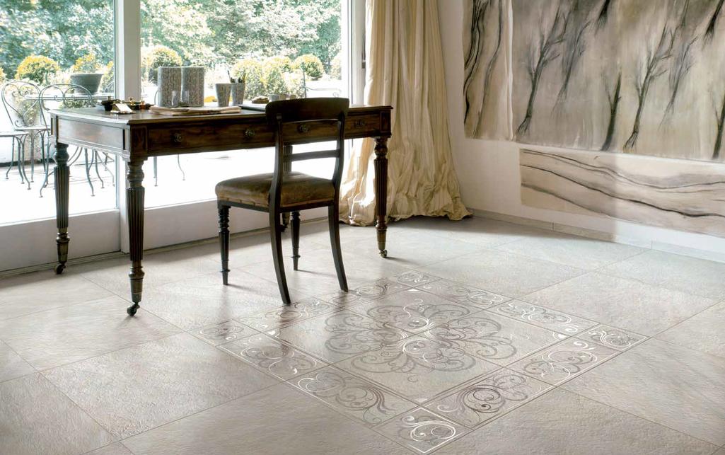 Luxusní dlažba Cerdomus Dome White