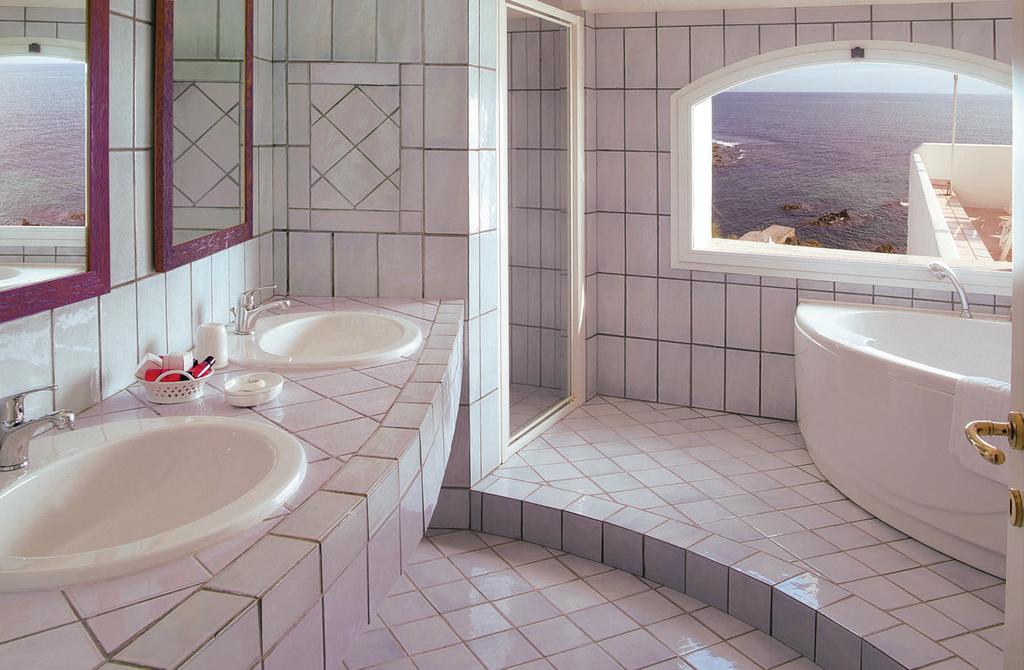 Italské obklady do koupelny Antiche Fornaci d'Agostino Riflessi di Cava Nuvola