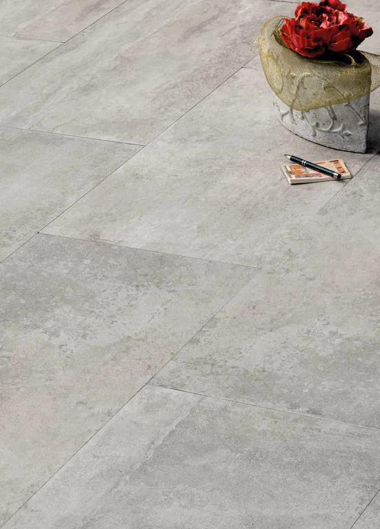 Keramická cementová dlažba Eco Ceramica Beton Chiaro