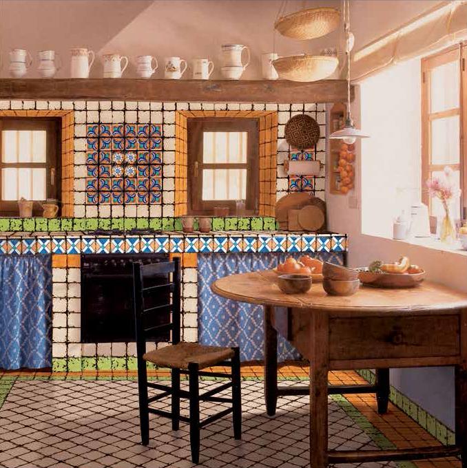 Retro obklady do kuchyně Eco Ceramica Collezioni d'Autore I Monasteri