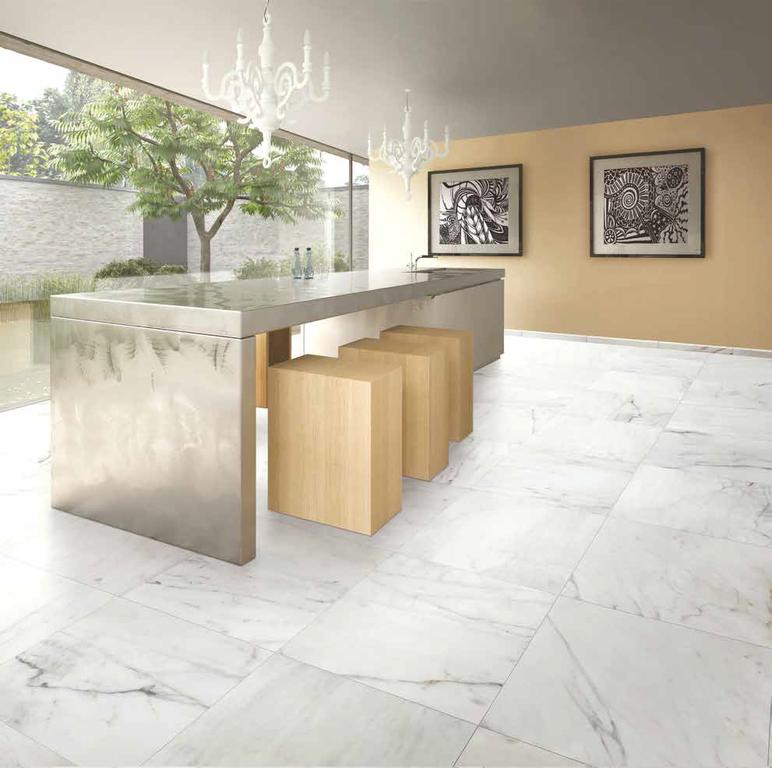 Dlažba bílý mramor Serenissima Canalgrande Stone