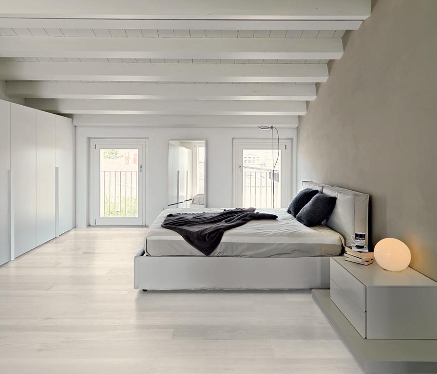 Dlažba jako akátové dřevo Serenissima Nova Planca Acer Bianco