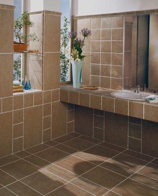 Moderní koupelny inspirace Cerdomus Durango Noce
