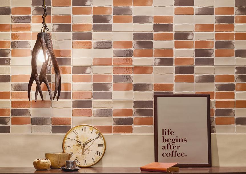 Mozaika do kuchyně LOVE Aroma Vanilla, Coffee, Sugary