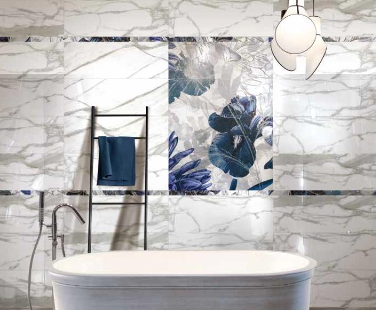 Moderní obklad do koupelny Brennero Absolute Plus