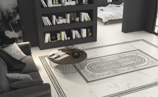Dřevo, kámen, PVC, koberec nebo dlažba?