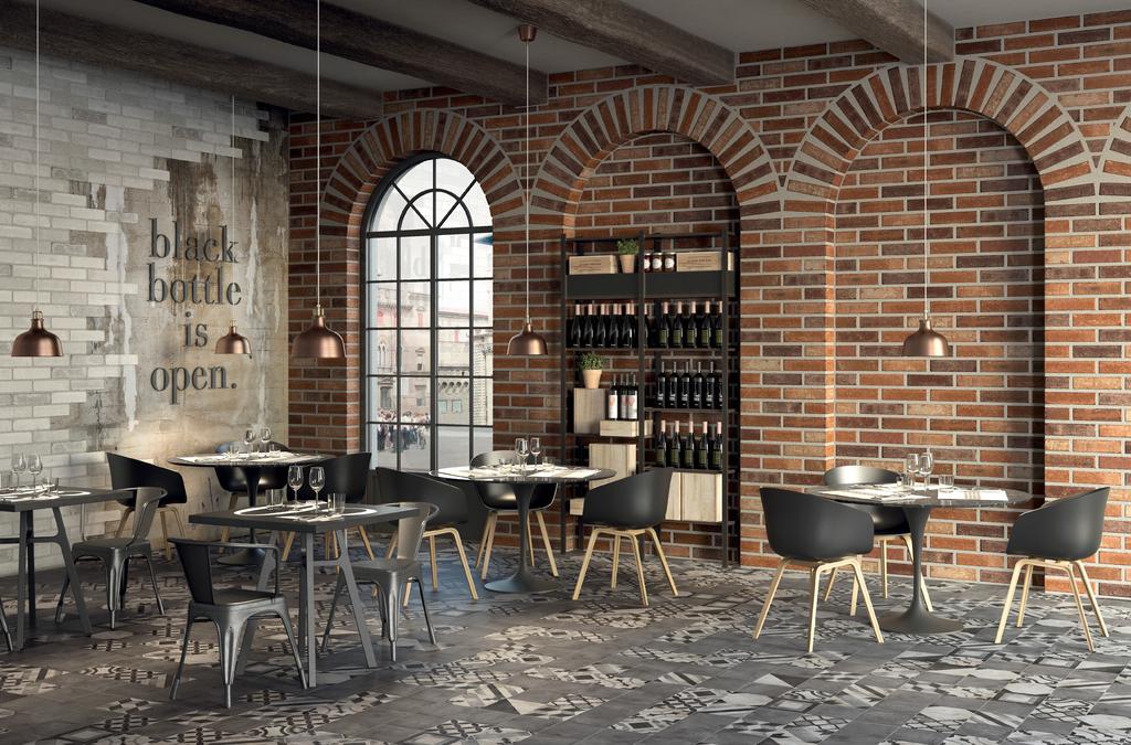 Marca Corona 1741 Floor Tile Marca Corona Terra Tile Deco