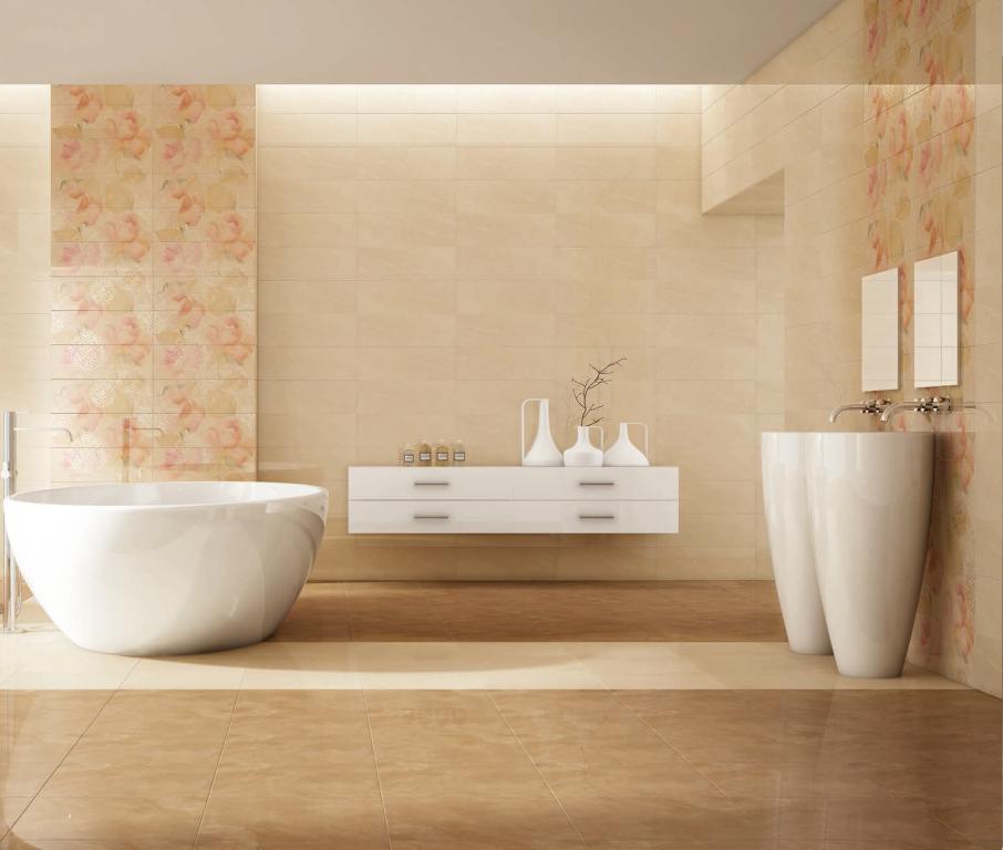 romantick velk koupelna atlantic tiles. Black Bedroom Furniture Sets. Home Design Ideas