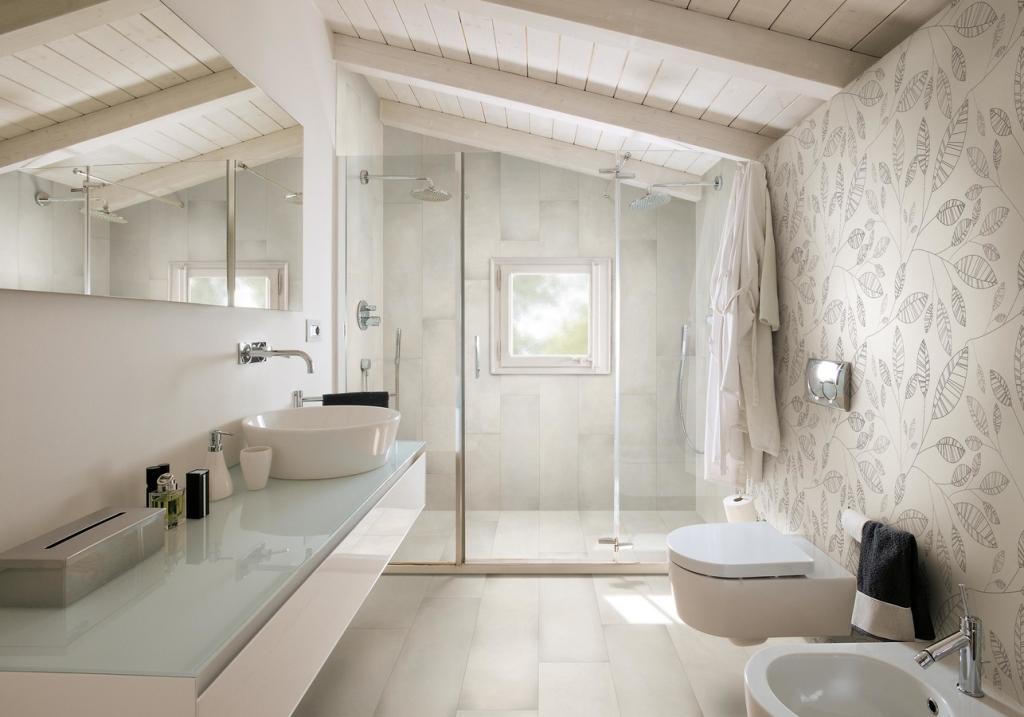 Podkrovn koupelny inspirace foto - Tazza del bagno prezzo ...