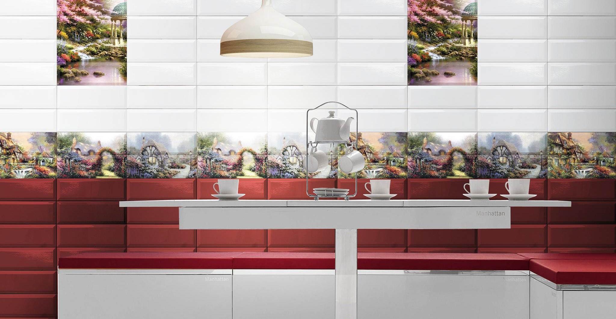 fotogalerie kuchyňských obkladů